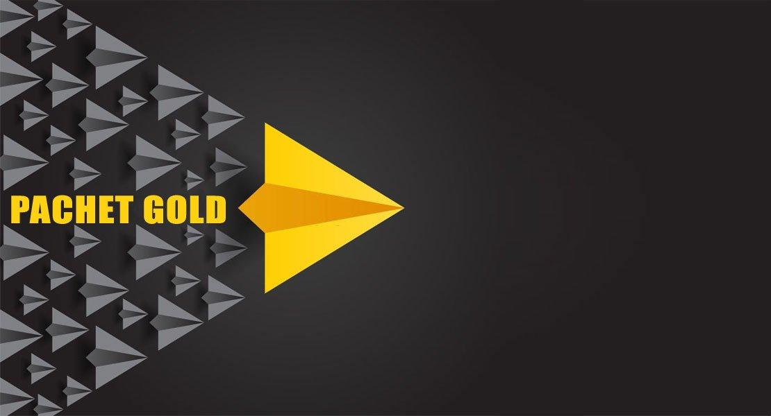 pachet gold