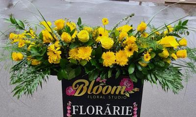 bloom floral studio galati 1