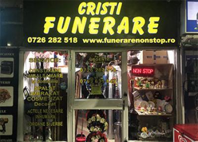 cristi funerare
