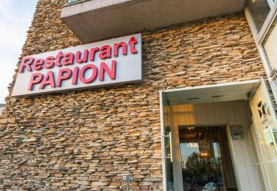 restaurant papion