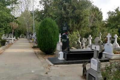 cimitirul izvorul nou bucuresti
