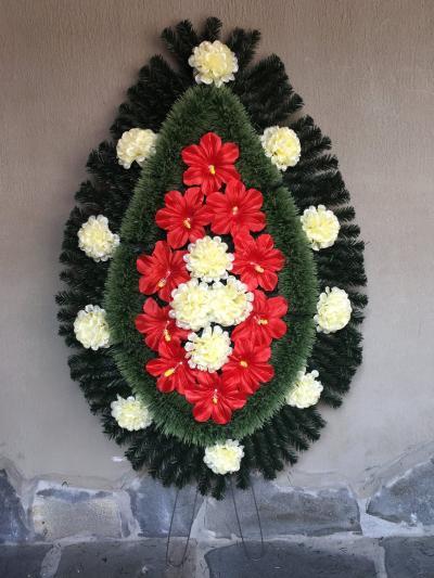 coroane funerare artificiale 1