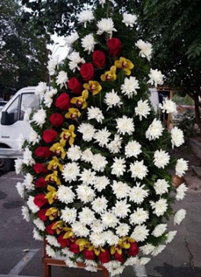 coroana funerara floraria alexandra