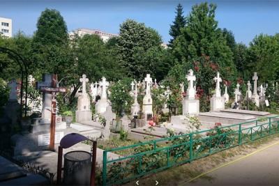 cimitirul iancu nou bucuresti