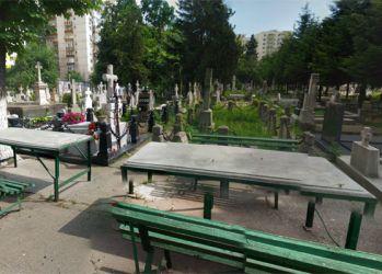cimitirul armenesc bucuresti