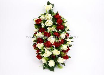 coroana ovala florala h 60 1